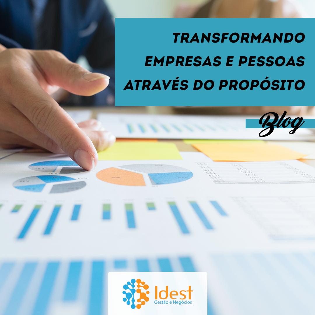 Transformando empresas e pessoas através do propósito