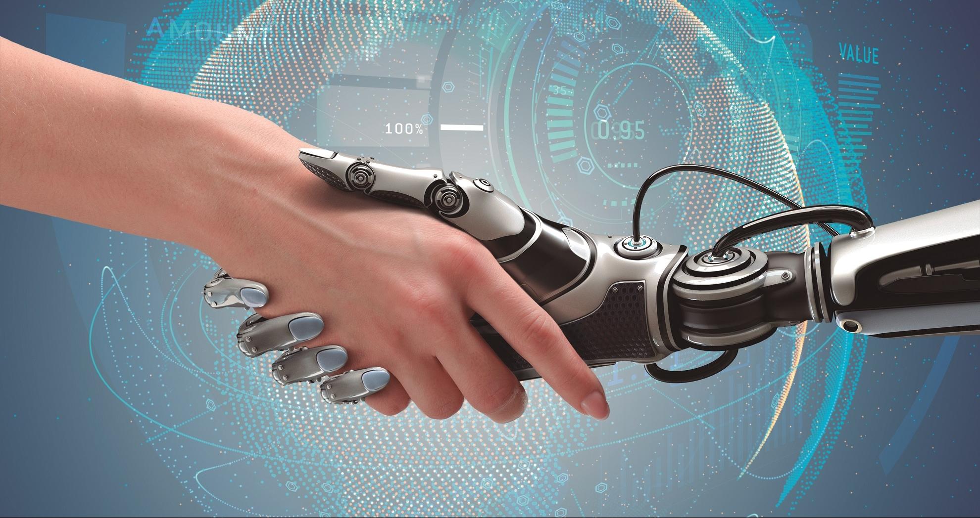 Os desafios e as vantagens de mesclar uma equipe de RH metade humana, metade máquina com inteligência artificial